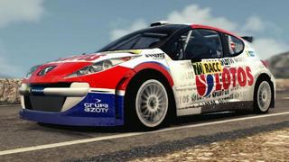 Kubica LOTOS skin for WRC4